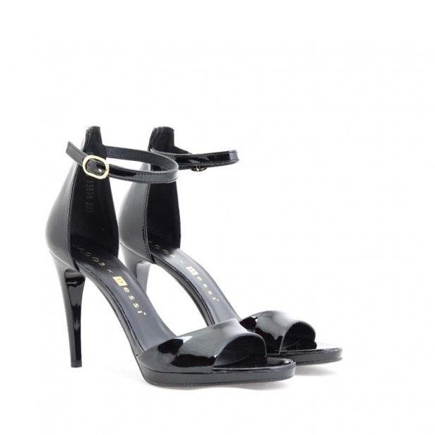 Sandały Nessi JC022 Czarny 7
