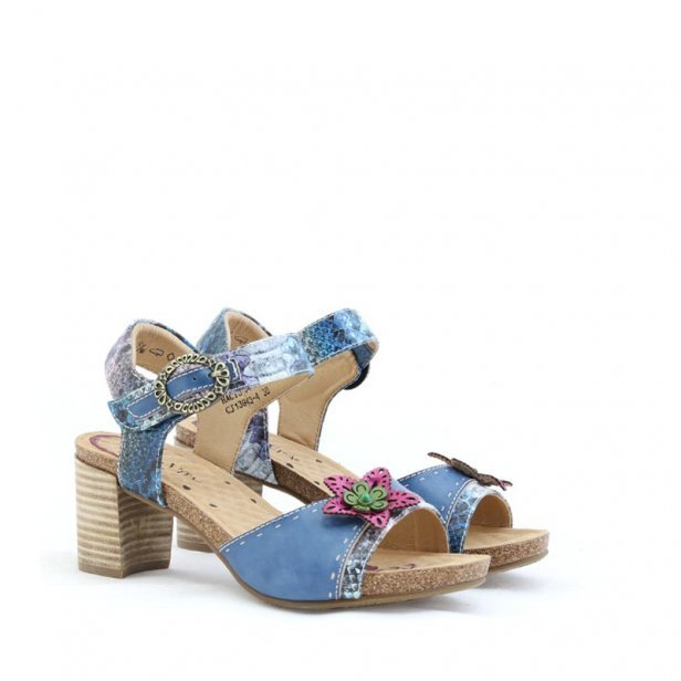Sandały Laura Vita CJ13943-4