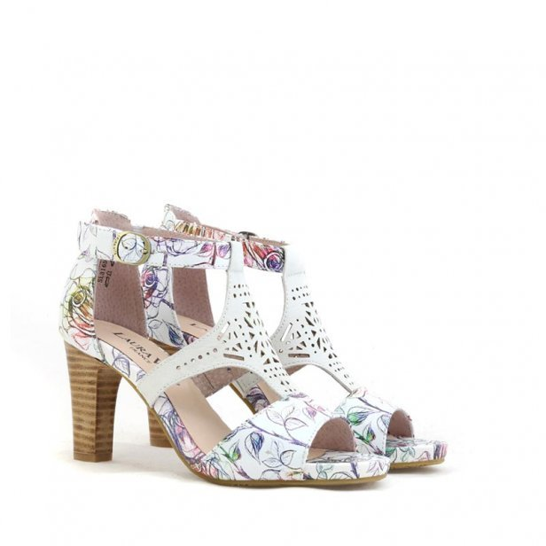 Sandały Laura Vita SL316D-96A