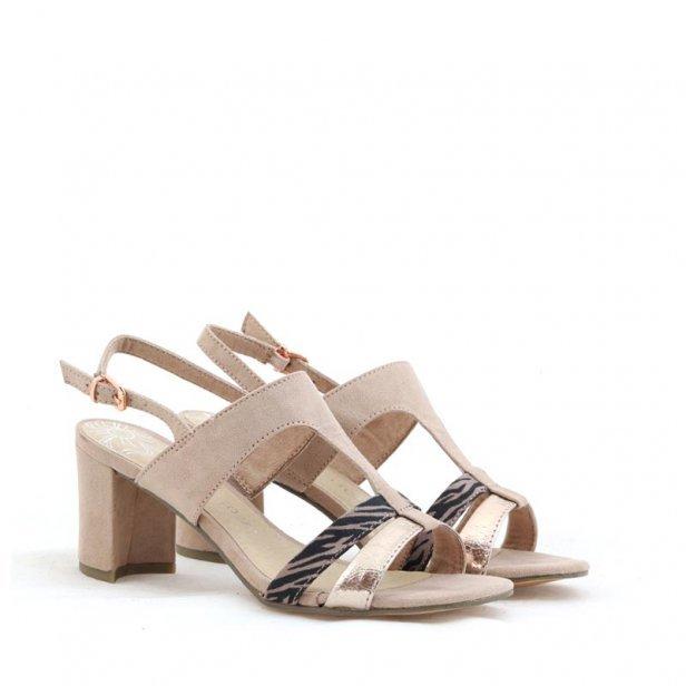 Sandały Marco Tozzi 2-28372-24 478