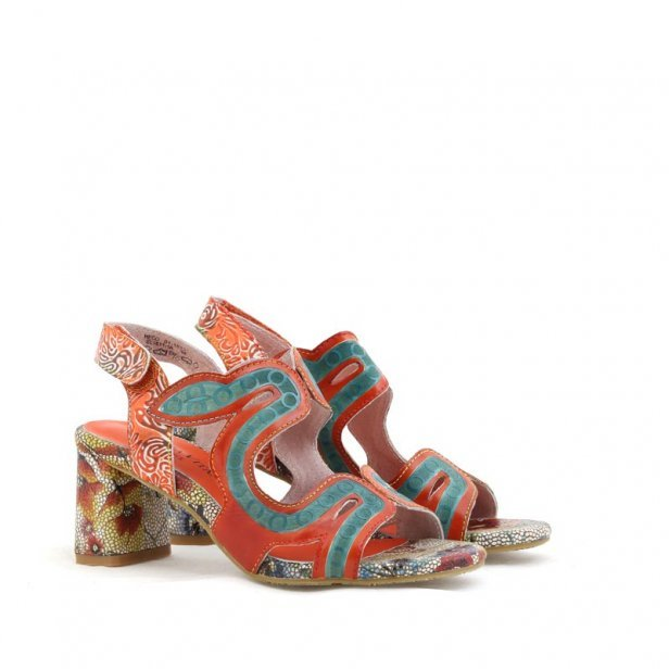 Sandały Laura Vita SL1671-1A HECO 01
