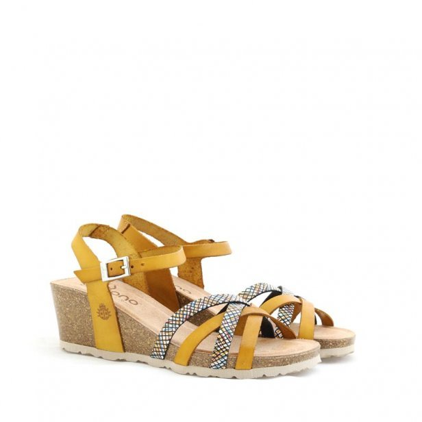 Sandały Yokono Cadiz-071 Vaq/Espiga