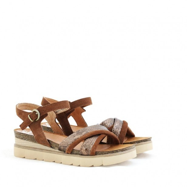Sandały Marco Tozzi 2-28505-24 392