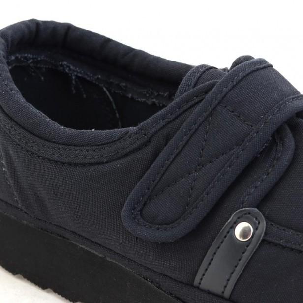 Rock Spring Velcro Black