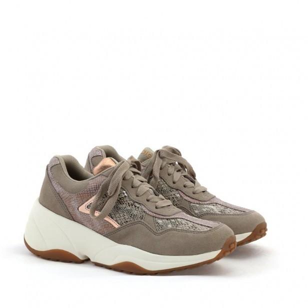 Sneakersy Gioseppo 60859 Ufa Beige