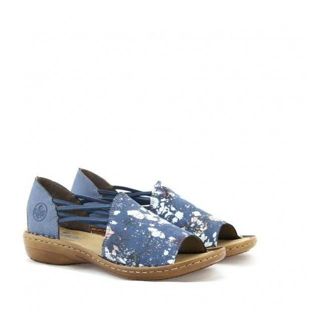 Sandały Rieker 608F1-91