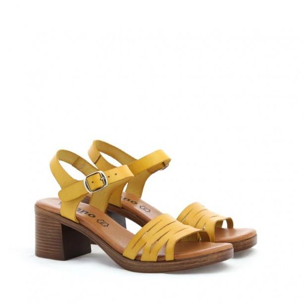 Sandały Verano 68211 Mostaza
