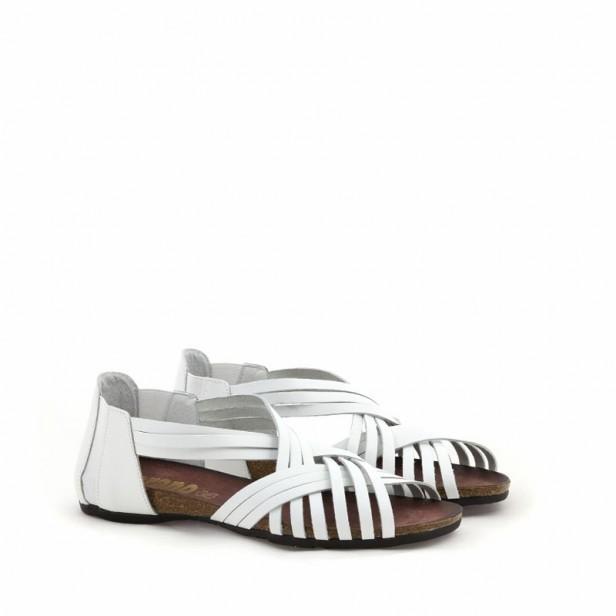 Sandały Verano 1204 Blanco