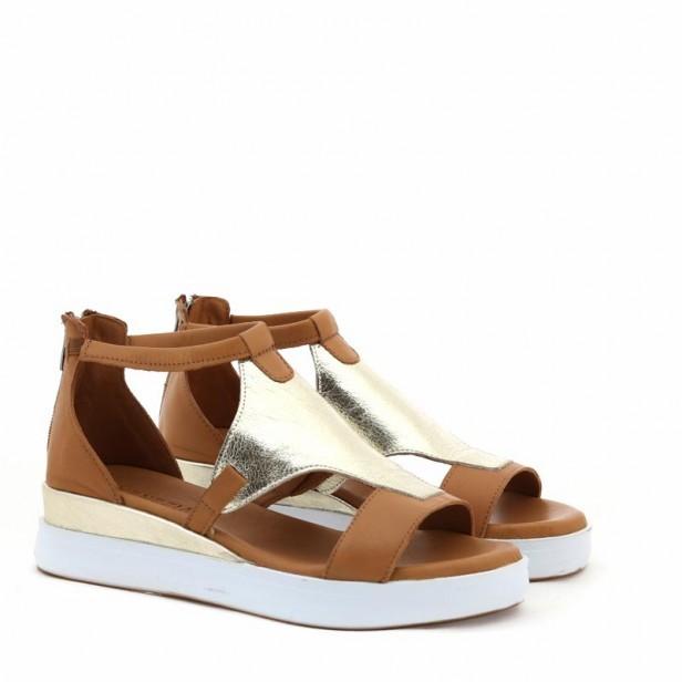 Sandały Venezia 1601701 GOLD-TAB