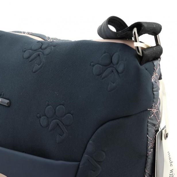 Torebki Dogs By Beluchi 29382-04BLU