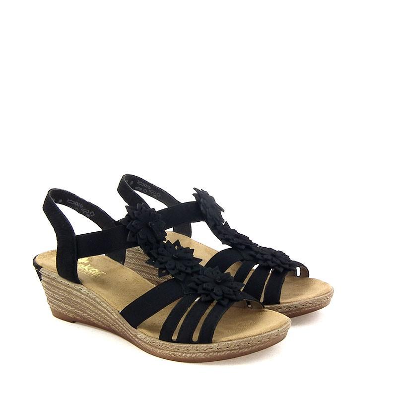 Sandały Rieker 62461-00