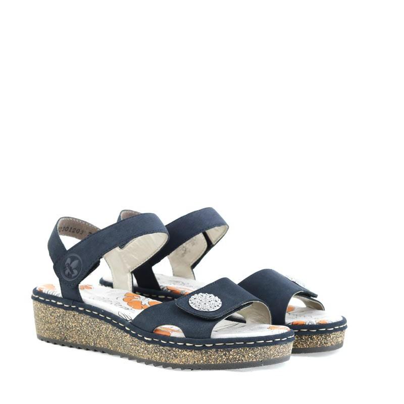 Sandały Rieker V03J6-14