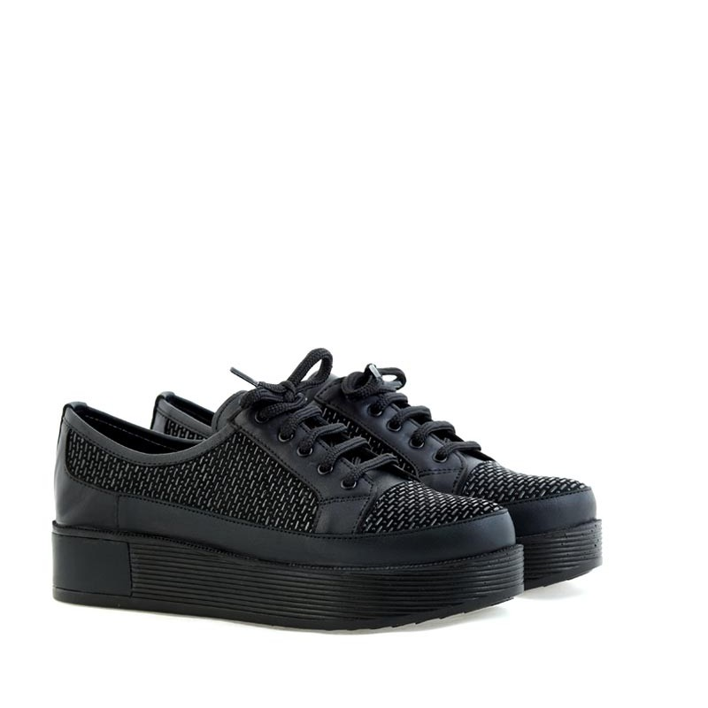 Sneakersy Venezia 5103 BLACK