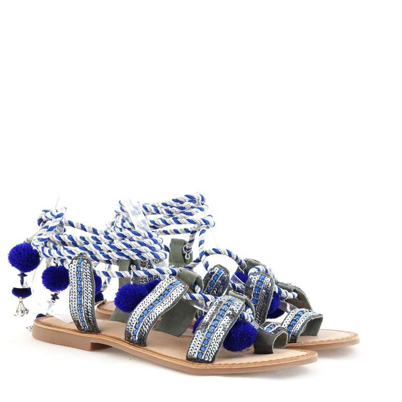 Sandały Gioseppo 40505-32 Blue