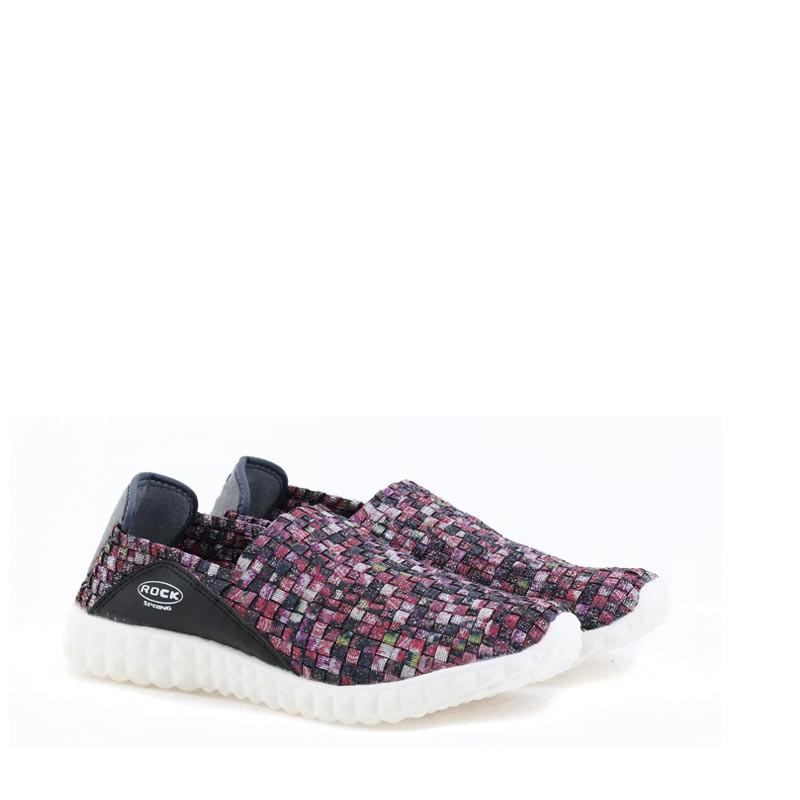 Sneakersy Rock Spring Alen Met Fuchsia Black Smoke