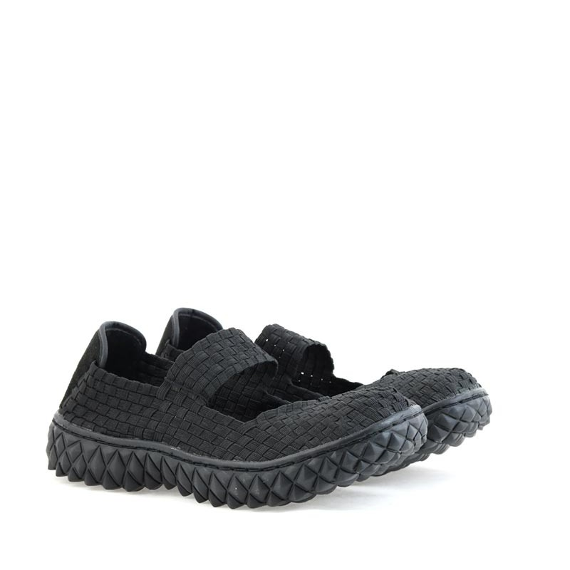 Sneakersy Rock Spring Over Black