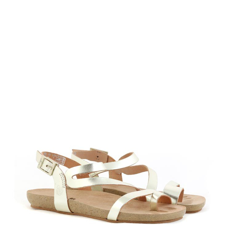 Sandały Yokono Ibiza-115_Cristal-Platino