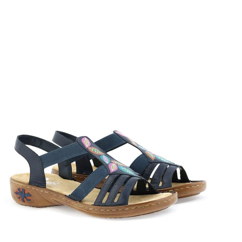 Sandały Rieker 60171-14