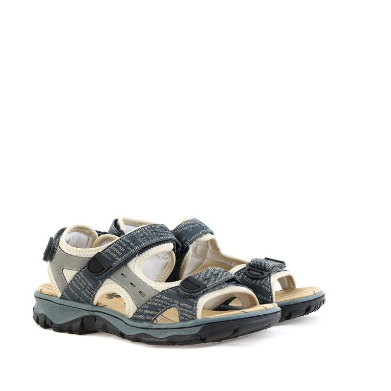 Sandały Rieker 68872-14