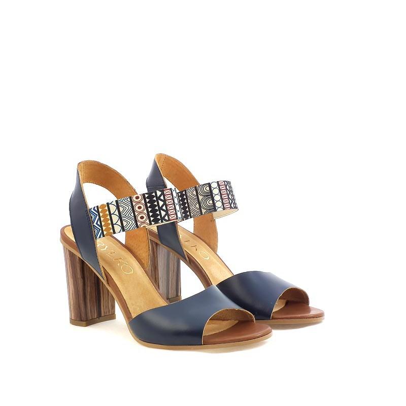 Sandały Ryłko 9HH81T4 g